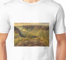 Grose Valley, Blue Mountains Unisex T-Shirt