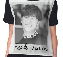 BTS Jimin Chiffon Top