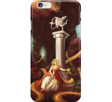 Rapunzel in Reverie iPhone Case/Skin