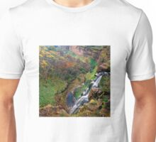 Conglomerate Falls, Bryces Gorge Unisex T-Shirt