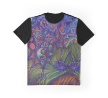Nature Consciousness Graphic T-Shirt