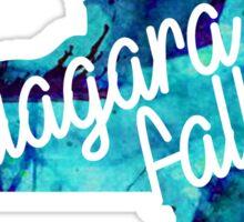 Niagara Falls Sticker