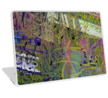 Christine is Abstract Laptop Skin