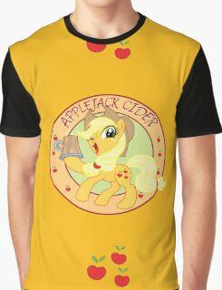 AppleJack Cider  Graphic T-Shirt