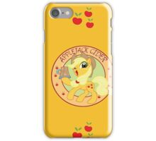 AppleJack Cider  iPhone Case/Skin