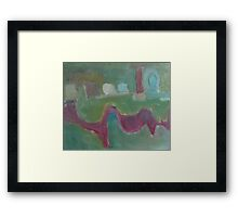 between 5 Framed Print
