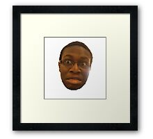 ComedyShortsGamer Meme Face Framed Print