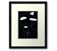 What a Classic Framed Print