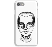Cyber Girl iPhone Case/Skin