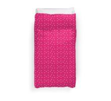 Stars In Pinks Duvet Cover