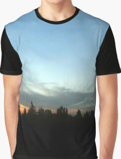 The Last Ray of Dusk Graphic T-Shirt