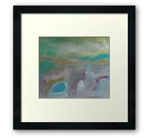 between 6 Framed Print