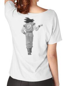 Goku Fist Bump Women's Relaxed Fit T-Shirt