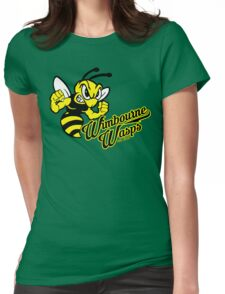 Wimbourne Wasps Womens Fitted T-Shirt