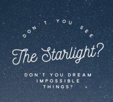 """""""Starlight"""" 2 Sticker"""