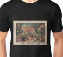 Performing Arts Posters Kiralfy Bros Black crook 0442 Unisex T-Shirt