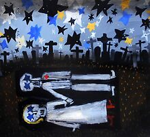 died with stars in their eyes by glennbrady