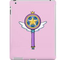 Star's Old Wand iPad Case/Skin