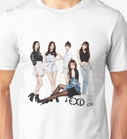EXID group Unisex T-Shirt