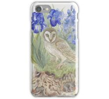 Woodlands and What Lies Beneath iPhone Case/Skin