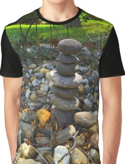 Rock Garden Graphic T-Shirt