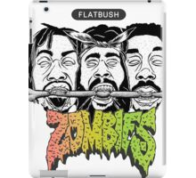 flatbush zombies iPad Case/Skin