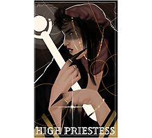 HIGH PRIESTESS Photographic Print