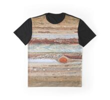 Jupiter's Clouds Graphic T-Shirt