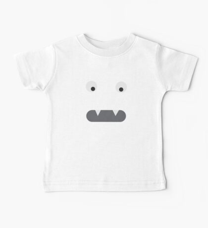 Cute Funny Vampir Monster Smiley Face Kids Clothes