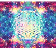 Flower Of Life 03 Photographic Print
