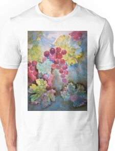 Wine Grapes in the Vineyard Unisex T-Shirt