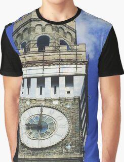 Baltimore Clocktower Graphic T-Shirt