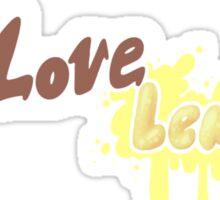 Live Love Lemon Sticker