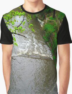 Creek Graphic T-Shirt