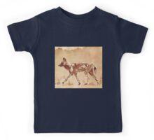 Painted Dog - African Wild Dog Kids Tee