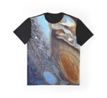 Jupiter's Great Red Spot Graphic T-Shirt