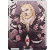 The Homunculi  iPad Case/Skin