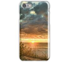 Afternoon Delight - Gulf Sunset iPhone Case/Skin