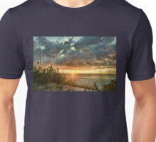 Afternoon Delight - Gulf Sunset Unisex T-Shirt
