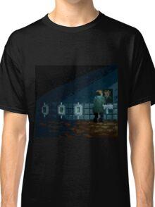 James Sunderland Pixel Art Tribute Classic T-Shirt