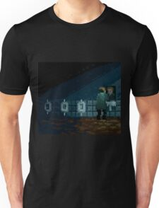 James Sunderland Pixel Art Tribute Unisex T-Shirt