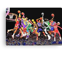 GOT DUNKS? Canvas Print