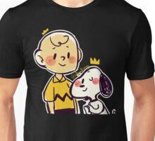 Dog's best friend Unisex T-Shirt