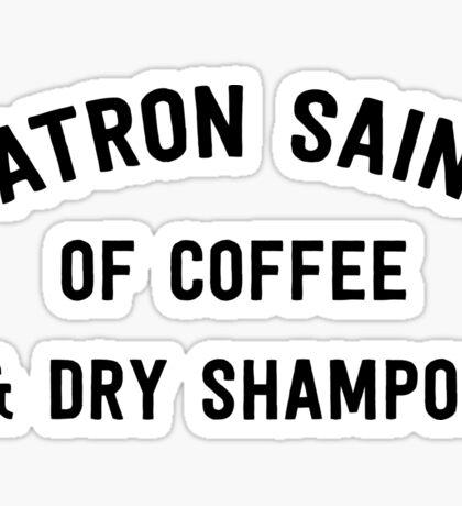 Patron Saint Sticker