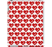 Pixel Heart 8 Bit Love iPad Case/Skin