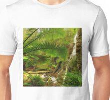 Fern garden, Otway Ranges Unisex T-Shirt