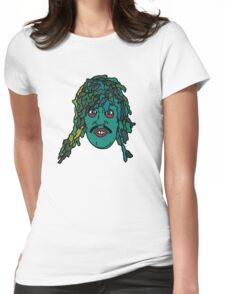 The Mighty Boosh, Old Gregg Womens Fitted T-Shirt