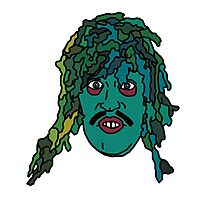 The Mighty Boosh, Old Gregg Photographic Print