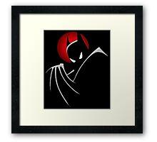 Batman - Animated Framed Print
