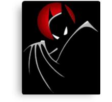 Batman - Animated Canvas Print